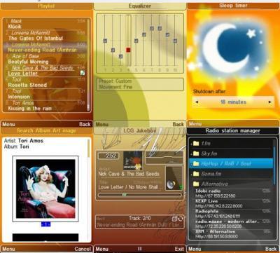 LCG Jukebox - nghe nhạc chuyền nghiệp