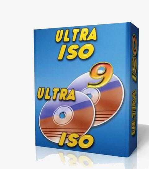 Phần mềm UltraISO giúp quản lý chuyền nghiệp định dạng .iso