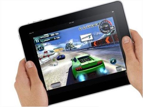 Apple, iPad, Tablet