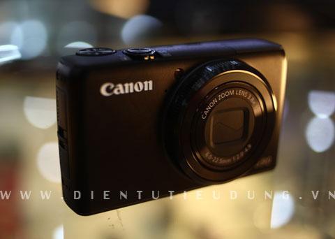 Canon S90 – Sự hồi sinh của dòng S