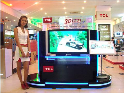 TCL 3D LCD