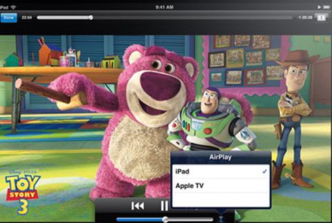 iOS, Airplay