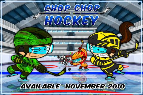 Chop Chop Soccer