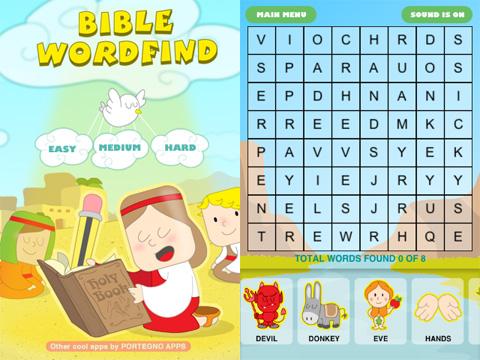Bible Wordfind