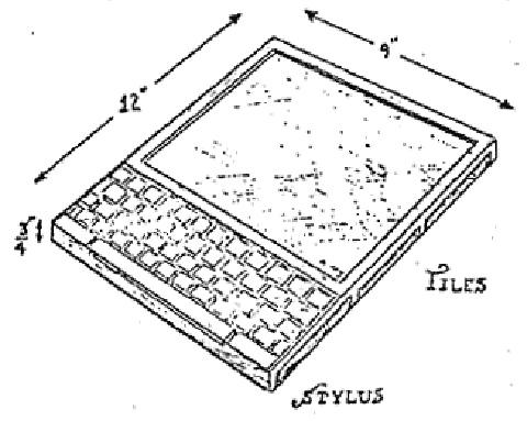 Tablet Dynabook