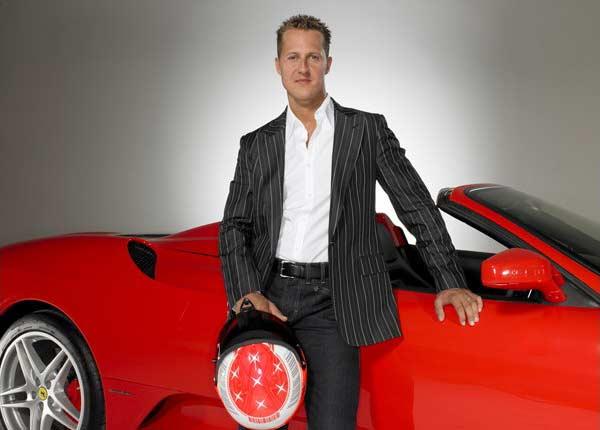 Michael Schumacher là một trong những tay đua xuất sắc nhất trong lịch sử F1