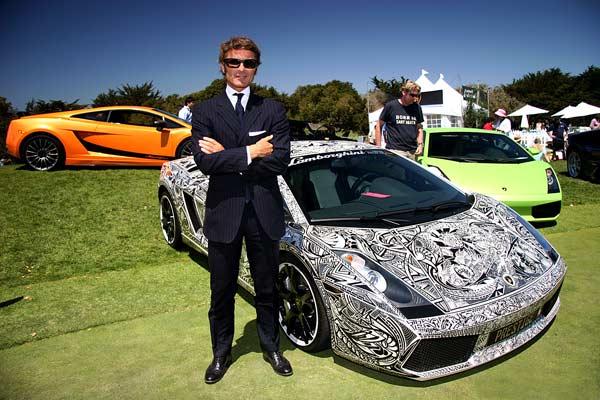 Stephan Winkelmann - CEO của Lamborghini