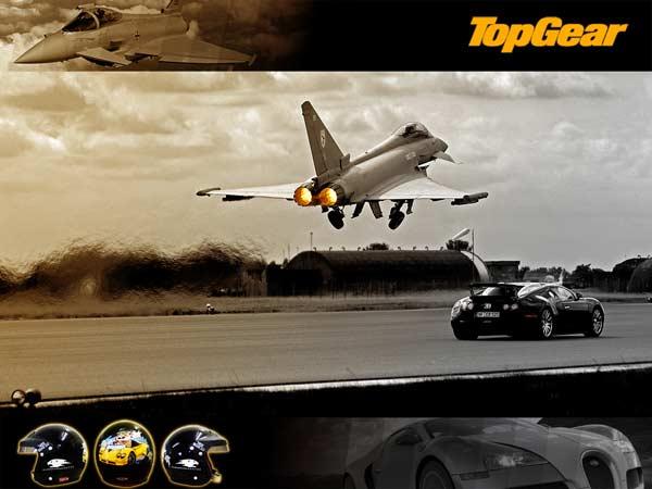Một trong những chương trình Top Gear đã từng thực hiện