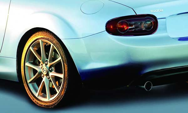 Mazda sẽ không sản xuất thương mại phiền bản này?