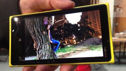 Nokia, Lumia 920, Nokia Lumia 920, smartphone, Apple, Samsung, Pure view, Flash LED