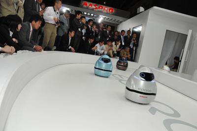 Eporo - Robot