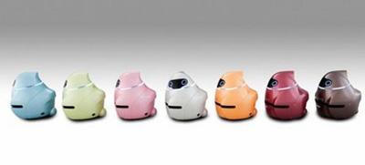 Eporo - Robot Nissan