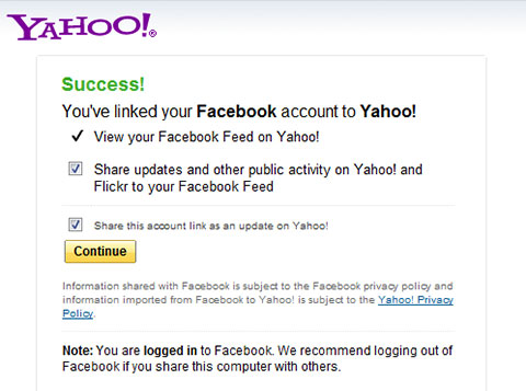 Yahoo! Mail Beta