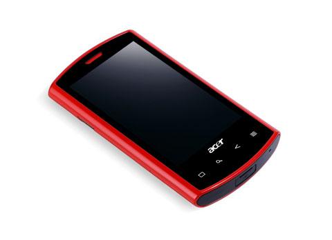 Acer Ferrari Smartphone