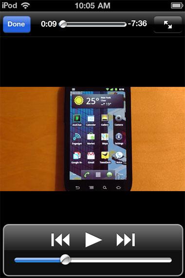Flash iPhone iPad iPod
