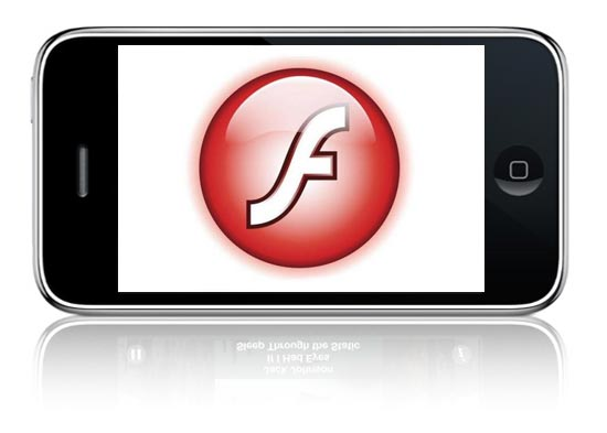 Flash iPhone iPad iPod Touch