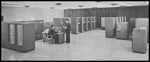 IBM 702 - 1955