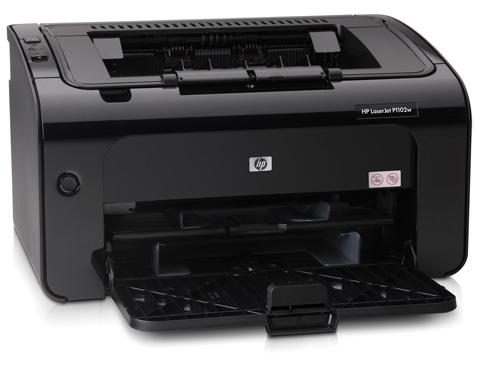 HP LaserJet Pro P1120w.