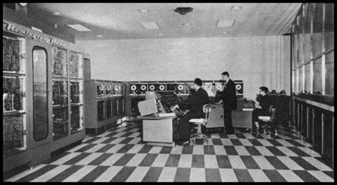 UNIVAC I - 1951
