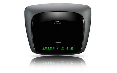 WAG120N Wireless-N Home ADSL2 Modem Router: Hình dáng dĩa bay bí ẩn.