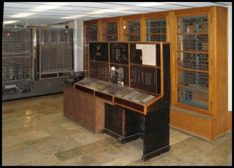 Z4 Computer - 1944