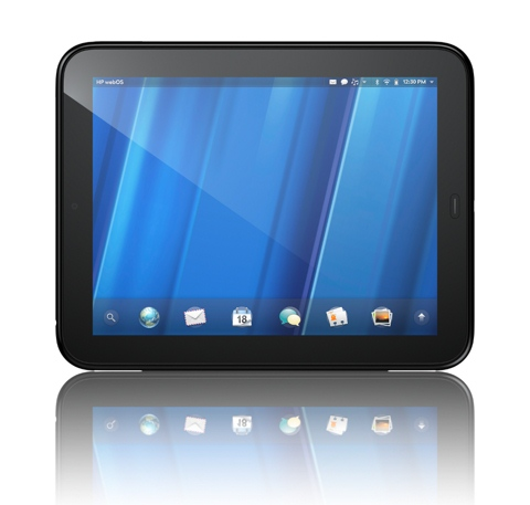 Tablet, HP TouchPad,  webOS, HP, PR_news