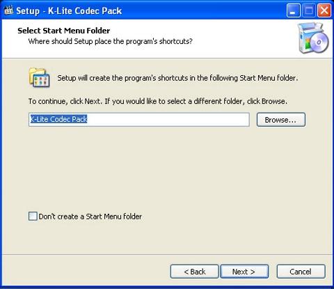 K-lite codec pack, video, giải mã, xem video