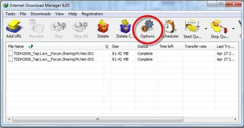 Internet Download Manager, IDM, thủ thuật, tip, trick, mẹo vặt