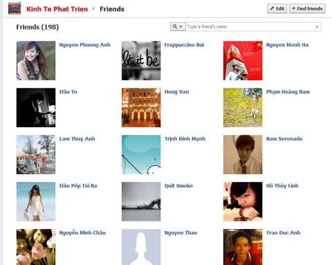 facebook, timeline, thu thuat, tip, trick