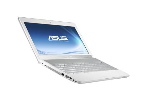 Asus, N series, PR-news