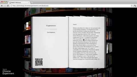 Google, Google Books, Web-news