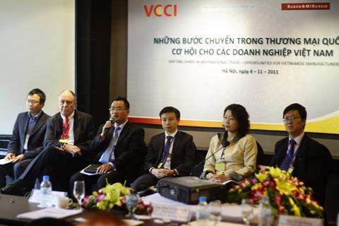 VCCI, OCA, Baker & McKenzie, UCA, PR-news