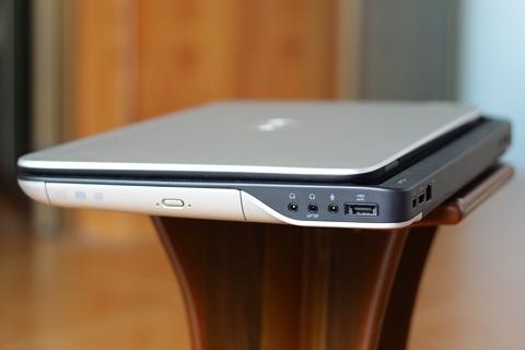 Dell, XPS L502X, cận cảnh, trền tay, hands-on, unbox