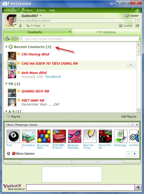 Yahoo, Messenger, 11.5, Review