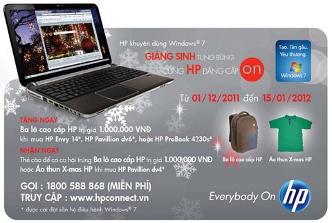 HP, PR-news