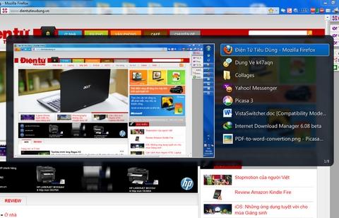 VistaSwitcher, Windows, alt-tab, top free, top 100 apps