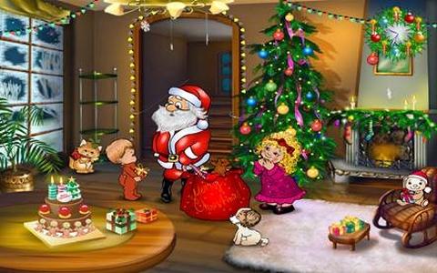 noel, christmas 2011, giáng sinh, screensaver, màn hình chờ