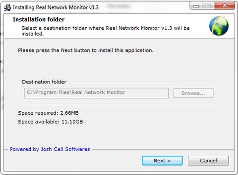 Real Network Monitor, kiểm tra, quản lý, tốc độ, lưu lượng, internet, top 100 apps