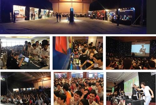 PR-news, Asus, Expo, Nexus, 2012, ASUS Expo 2012