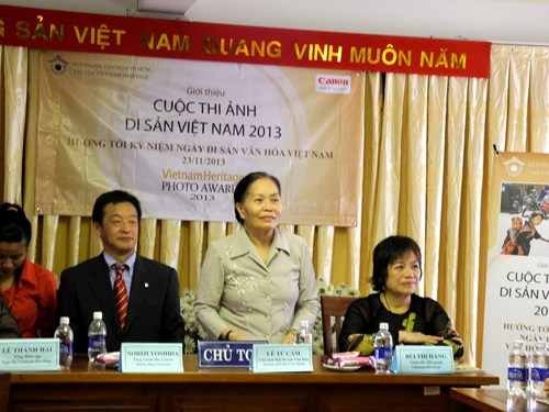 Canon, Vietnam Heritage Photo Awards