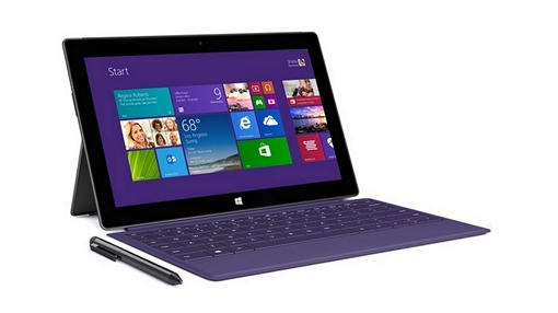 Surface 2, Surface Pro 2, Microsoft, Windows 8, Touch Cover 2