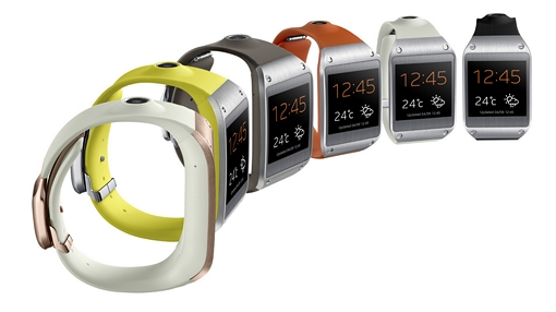 Samsung, Galaxy Gear, Smart Watch