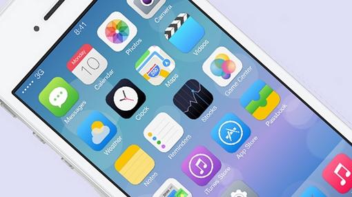 Apple, iPhone, iPad, iOS 7