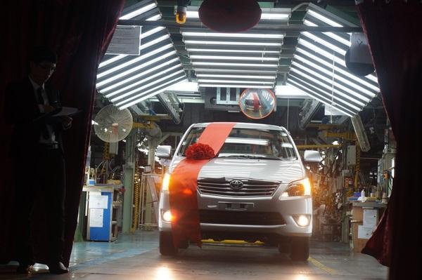 Toyota, Innova