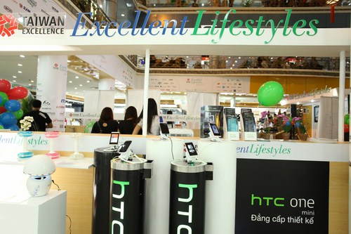 pr-news, Taiwan Excellence, HTC, Acer, Transcend