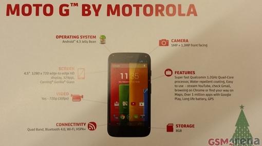 Motorola Moto G, mobile-news