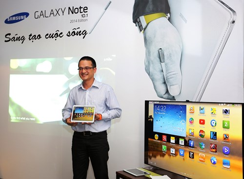 Samsung, Galaxy, Note 10.1, Spen