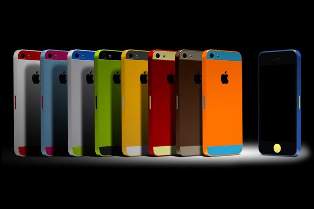 Apple, iPhone, 5s, 5c
