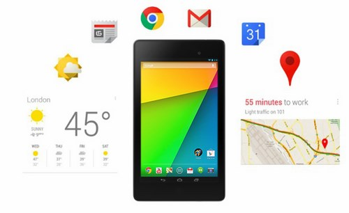 Asus, Google, Nexus 7 2013, Android Jelly Bean, 4.3, tablet-news,