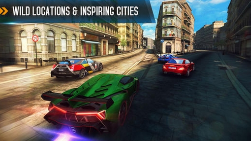 Asphalt 8 , Windows Phone 8, Windows 8